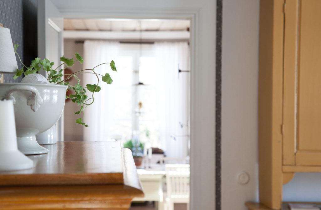 Kammaren mot köket